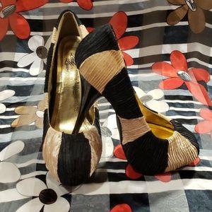 Lady Luxe Platform Heels